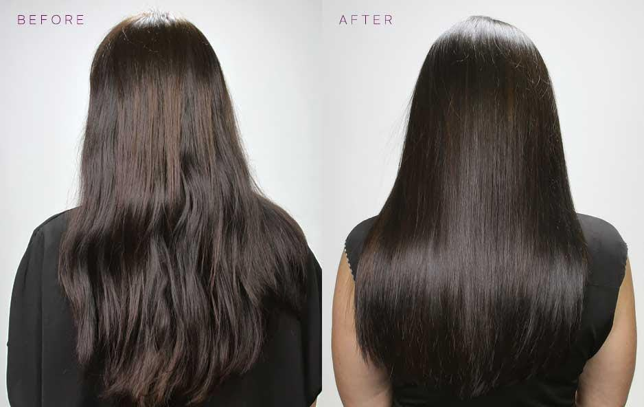 Irena's Cool New Brown with Rich, Cool Tones