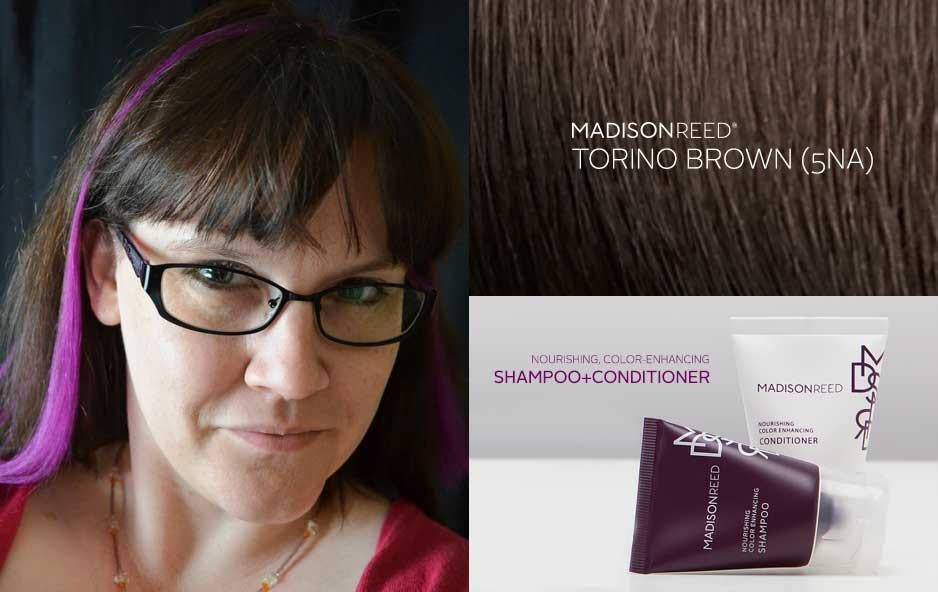 Madison Reed Repairs Damaged Hair for Quirky Inspired