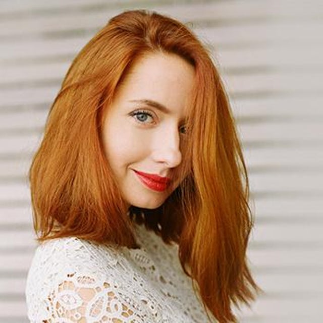 Matera Marigold Golden Copper Blonde Permanent Hair Color
