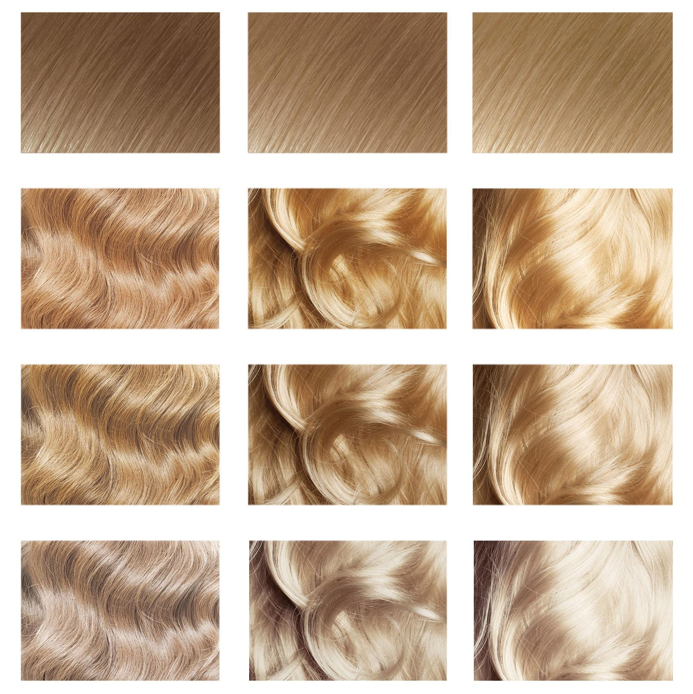 Ammonia-free High Lift shades lighten hair up to 3 levels ...