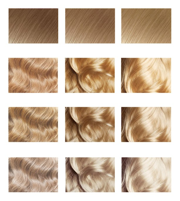 Ammonia Free High Lift Shades Lighten Hair Up To 3 Levels Without