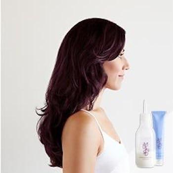 Volterra Amethyst - 4VR. Permanent Hair Color