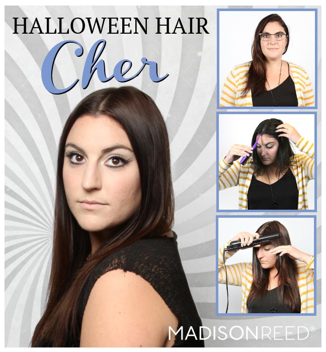 Halloween Hair Tricks: Part Three