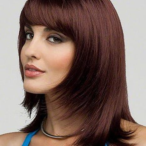 A Hair Color Chart To Get Glamorous Results At Home