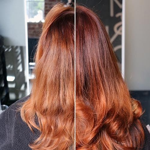 Madison Reed Reviews: Genova Red Hair Color - Before and After