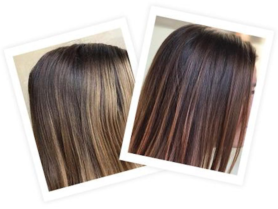Professional hair color at home from madison reed urmus Images