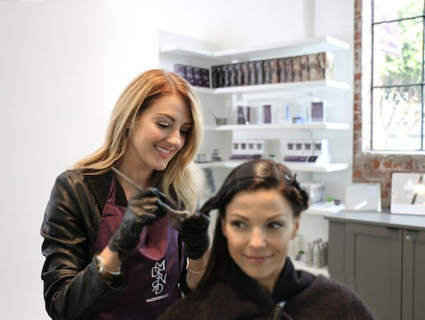 Madison Reed Color Bar | An Affordable Walk In Hair Salon in SF and NYC