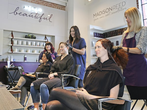 Madison Reed Color Bar   An Affordable Walk In Hair Salon in SF and NYC