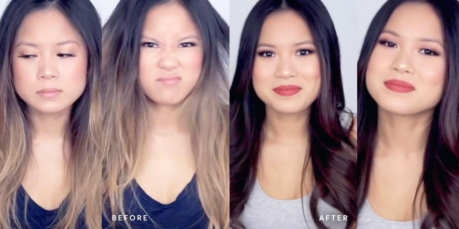 Instagram and YouTube beauty vlogger, Loan Pham