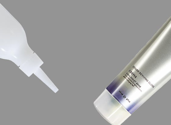 Activator and Gloss tubes