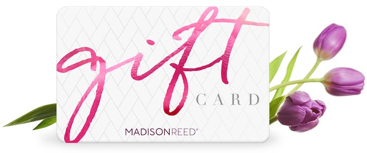 Madison Reed Gift Card