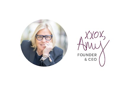 xxox, Amy Founder & CEO