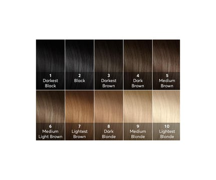 A Hair Color Chart To Get Glamorous Results At Home | Madison Reed