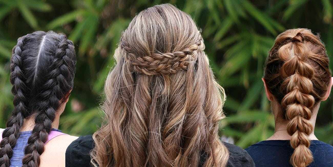 How to make a Crown Braid Hairstyle