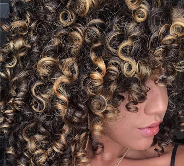 Felicias Top Tricks For Curly Hair Care