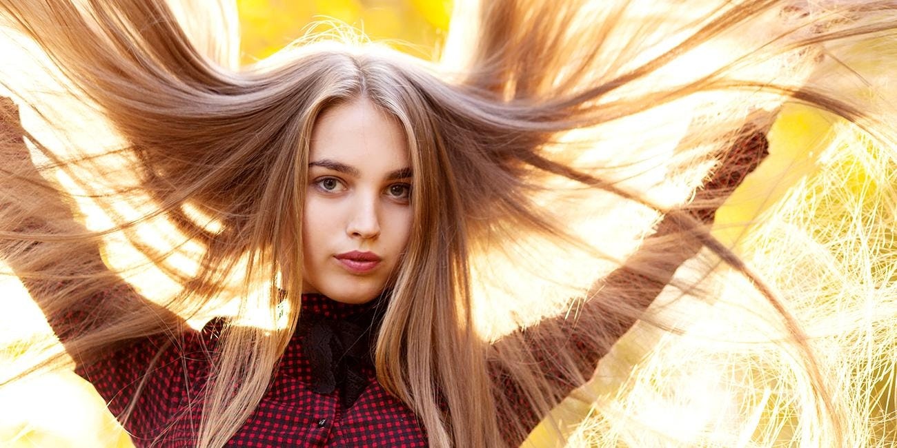 3 solutions for frizzy hair