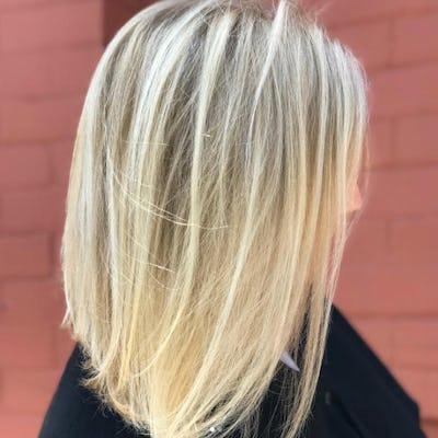 Color gloss for hair: Roma hair color with Glassa hair gloss