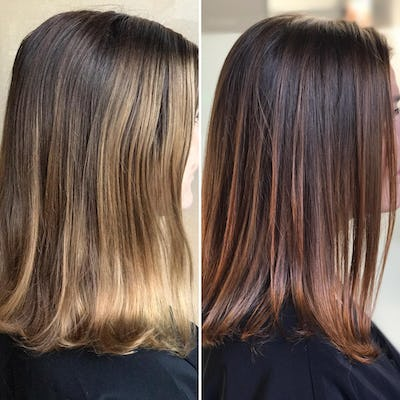 Choosing The Right Brunette Hair Color