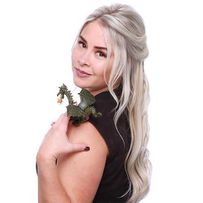 Khaleesi hairstyle
