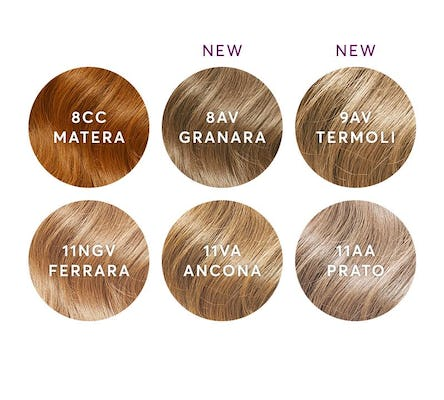 blog hair color shades for hair without grays