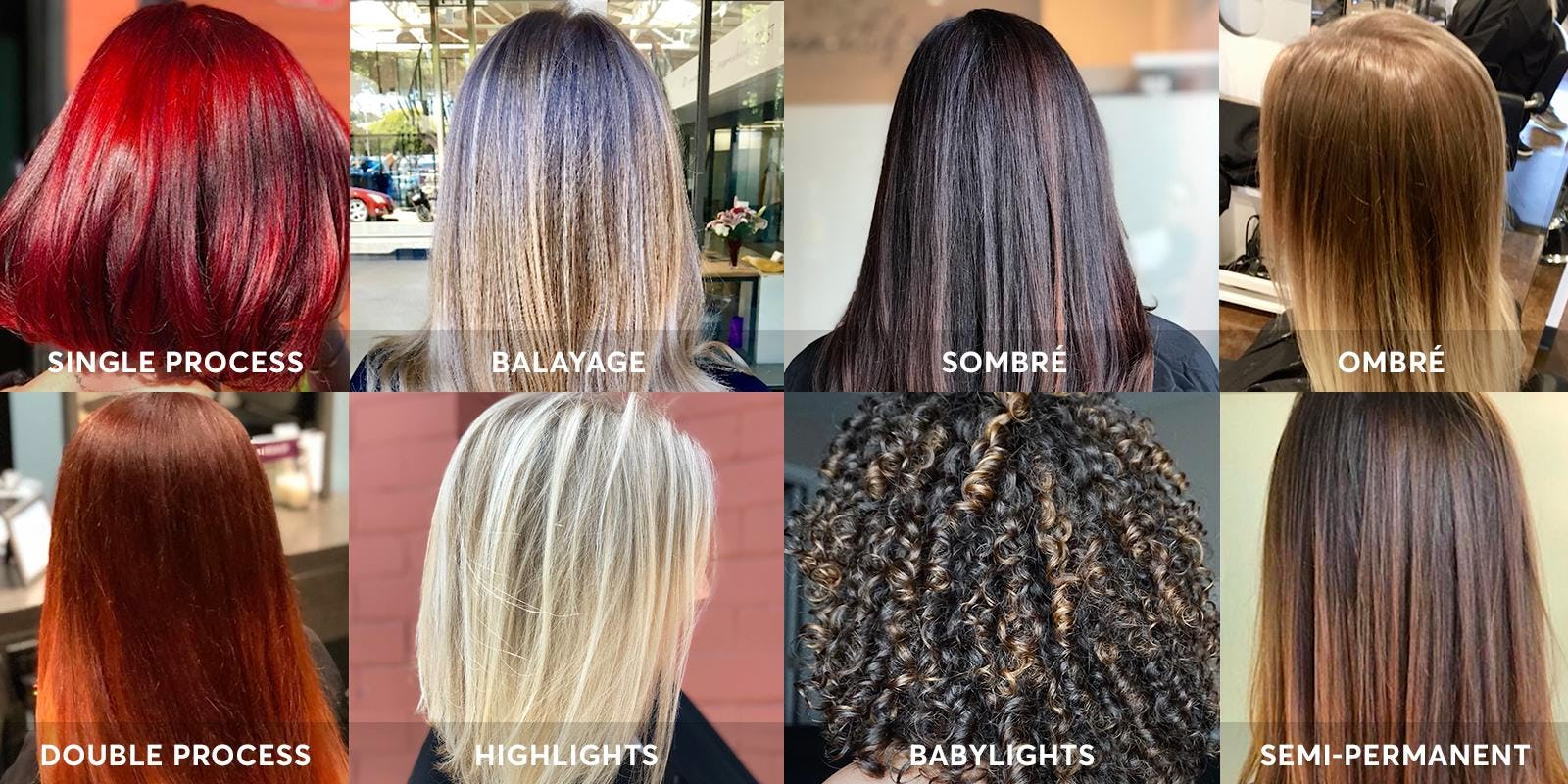 Balayage, Ombre, and Sombre , Oh My!