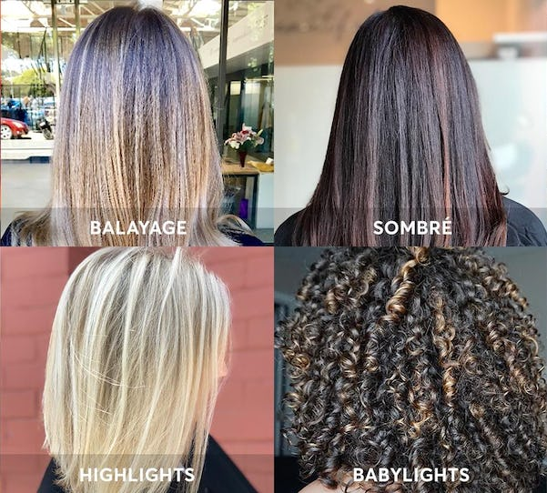 Do You Speak Hair Color Hair Color Terms You Need To Know
