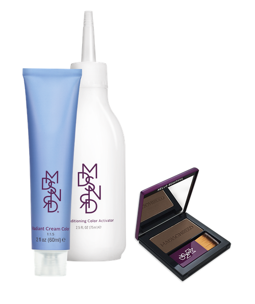 Madison Reed Color Kit and Root Touch Up