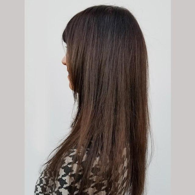 Modena Brown True Medium Brown Hair Color For Maximum Gray Coverage