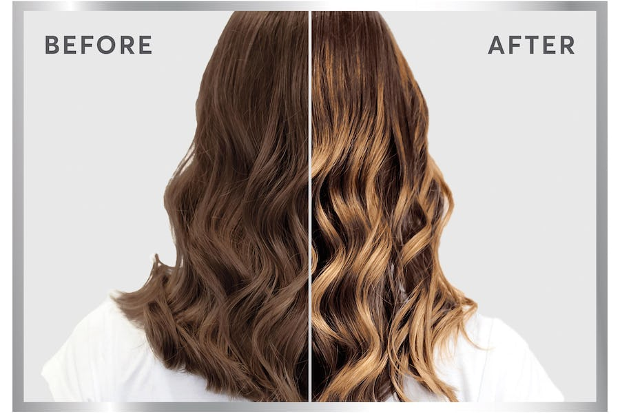 Light Works The First Balayage At Home Hair Highlighting Kit