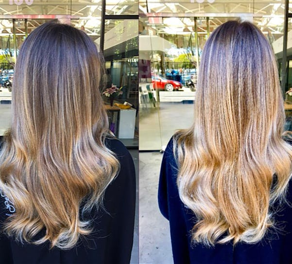 Balayage Vs Hair Foils The Great Highlight Debate