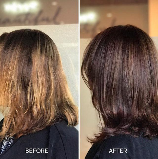 Tuscany Brown 6ngv Permanent Hair Color