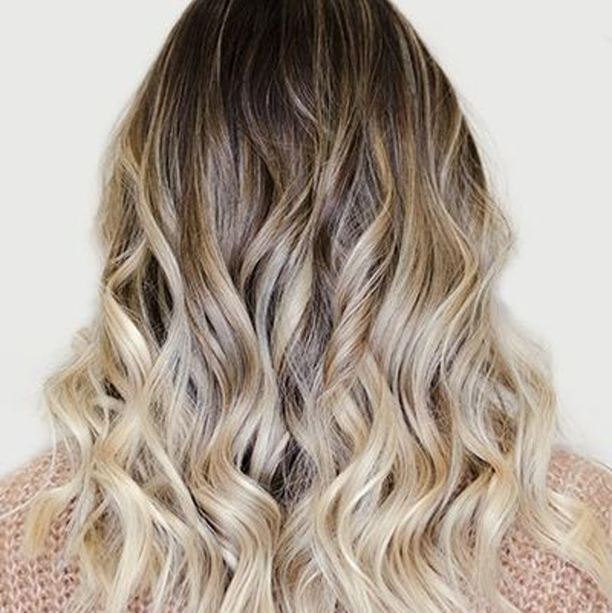 What Is Balayage The Specifications Of Balayage Hair