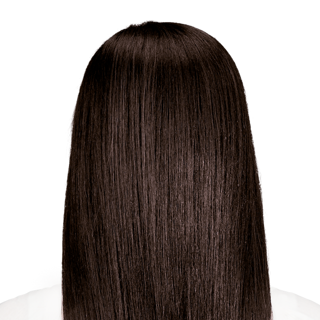 Ravenna Brown - True darkest brown hair color for maximum gray coverage