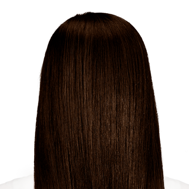 Barletta Brown - True dark brown hair color for maximum gray coverage