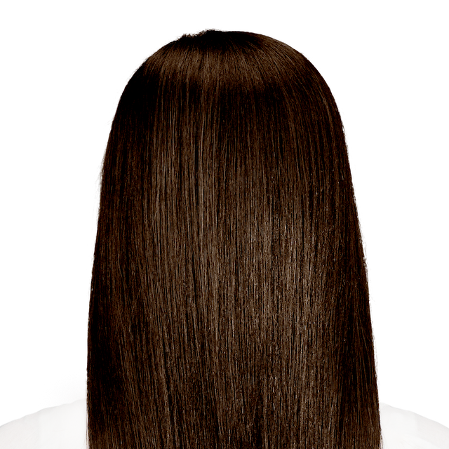 Bolzano Brown - Dark mahogany brown hair color with hints of gold