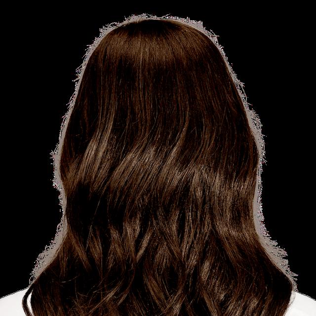 Dark Mahogany Brown Hair Color