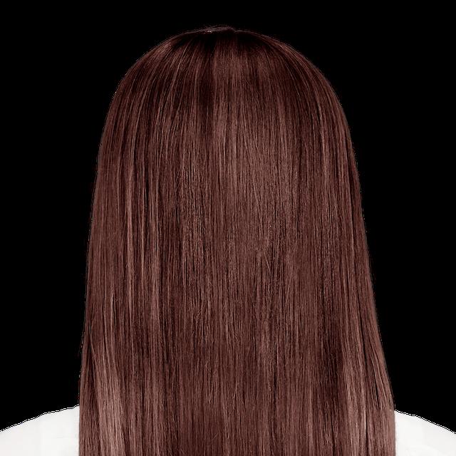 Modena Brown - True medium brown hair color for maximum gray coverage