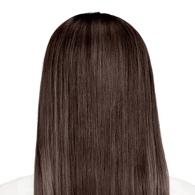Torino Brown - Deep brown hair color with smoky undertones