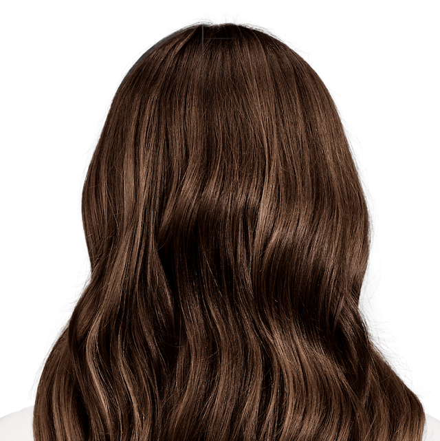 Napoli Brown Natural Deep Warm Brown Hair Color With Hints Of Gold