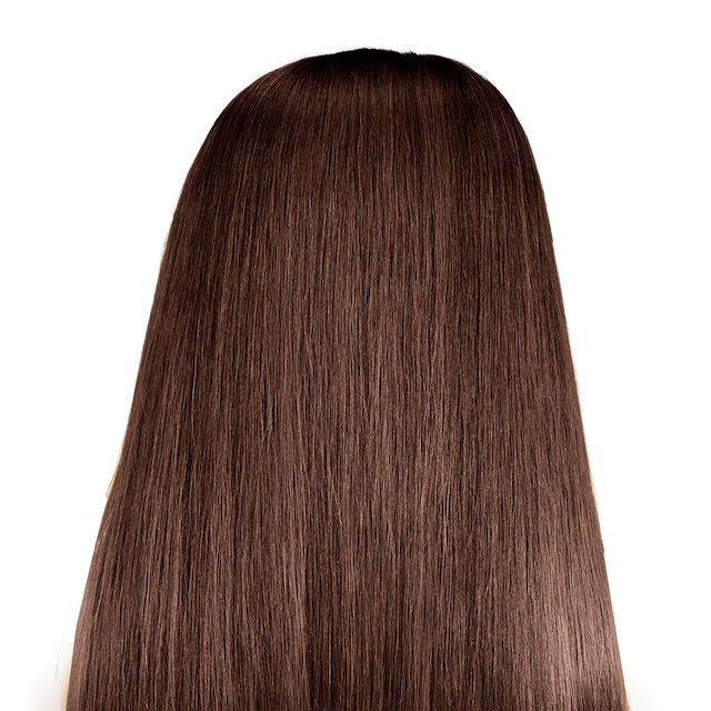 Verona Brown - Brown hair color with warm auburn undertones