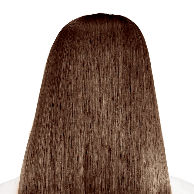 Siena Brown - Taupe brown hair color with cool tones