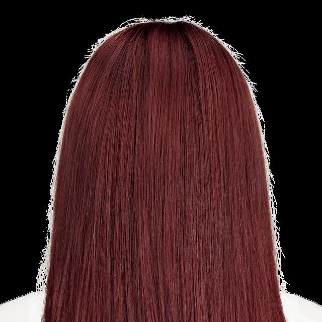 Portofino Red - 6NRR. Natural vibrant auburn.