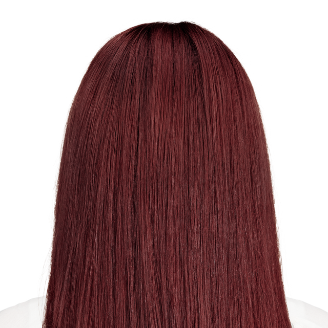 Portofino Red - 6NRR. Natural vibrant auburn.