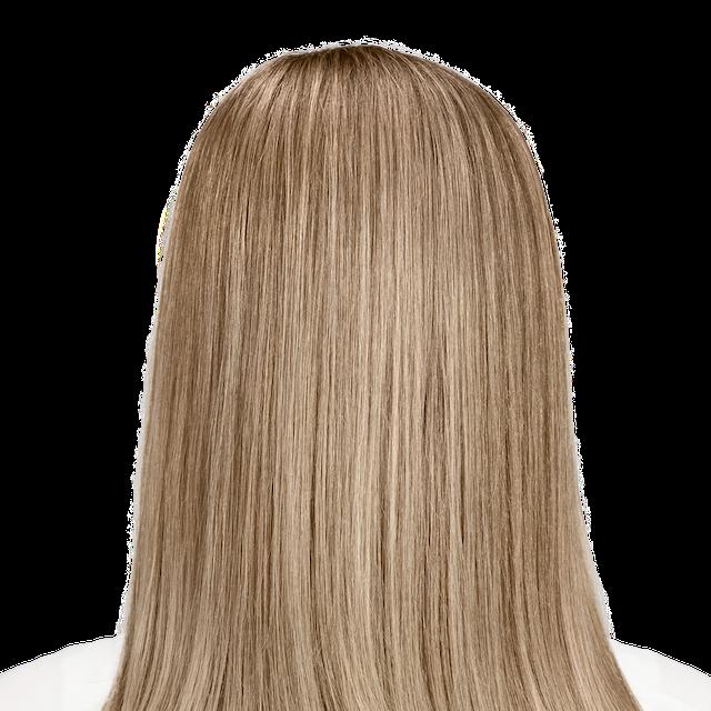 Granara Blonde - Dark blonde hair color with sheer cool tones