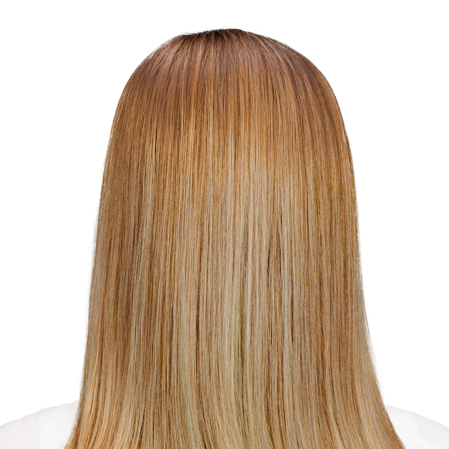 Sicily Blonde - Dark natural blonde hair color with hints of gold