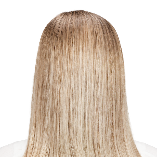 Termoli Blonde - Blonde hair color with sheer cool tones