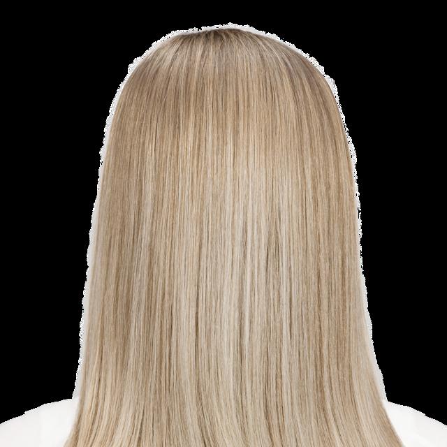 Pisa Blonde - Blonde hair color with smoky undertones