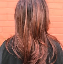 Check out the results from our hair colorists