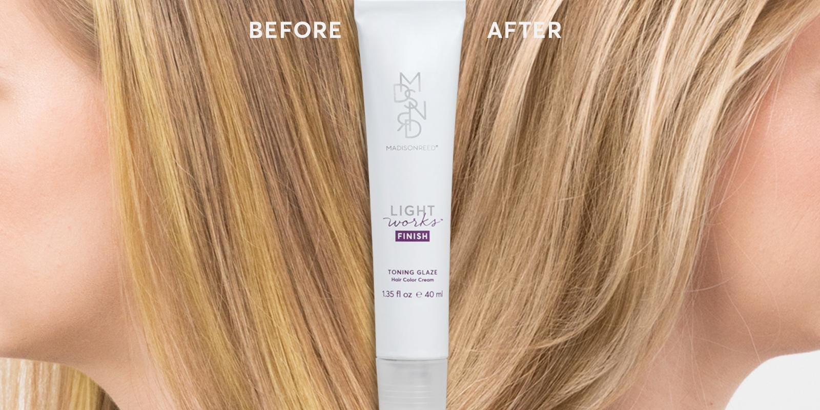 hair toner results