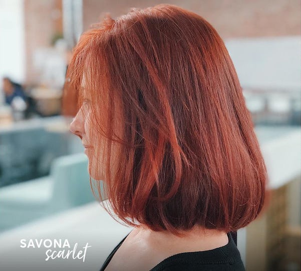 Rebekah Reviews Red Hair Colors from Madison Reed